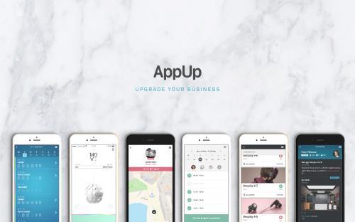 AppUp - €90M profit in Y6