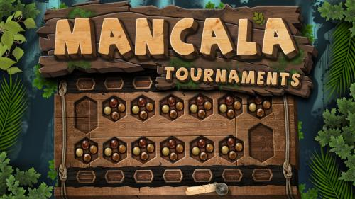 Mancala Tournament Online Android game.