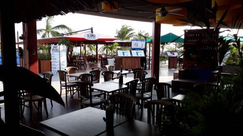 Restaurant in Curacoa