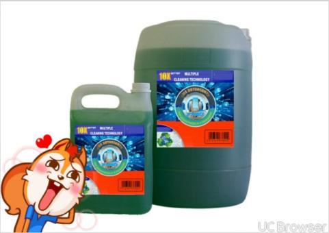 Detergent products