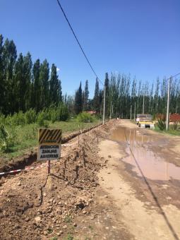 Desarrollo urbanístico Argentina Provincia de Neuquén