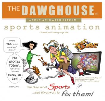 Dawghouse Animated TV Series