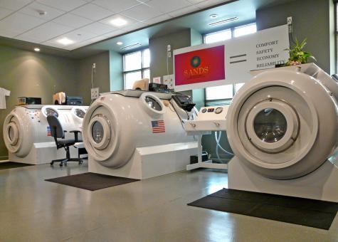 Establish Hyperbaric Oxygen Clinics in USA