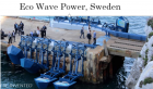 Generate electricity from Ocean waves