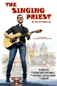 FR. ROB GALEA - SINGING PRIEST  feature film
